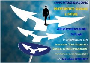 Campo intergenerazionale a Bethel