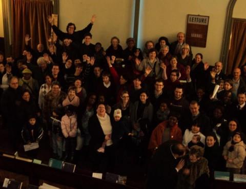 Visita di alcuni membri del Consiglio a Torino