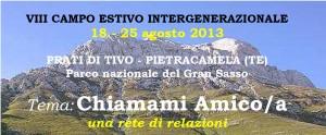 Campo varietà 2013