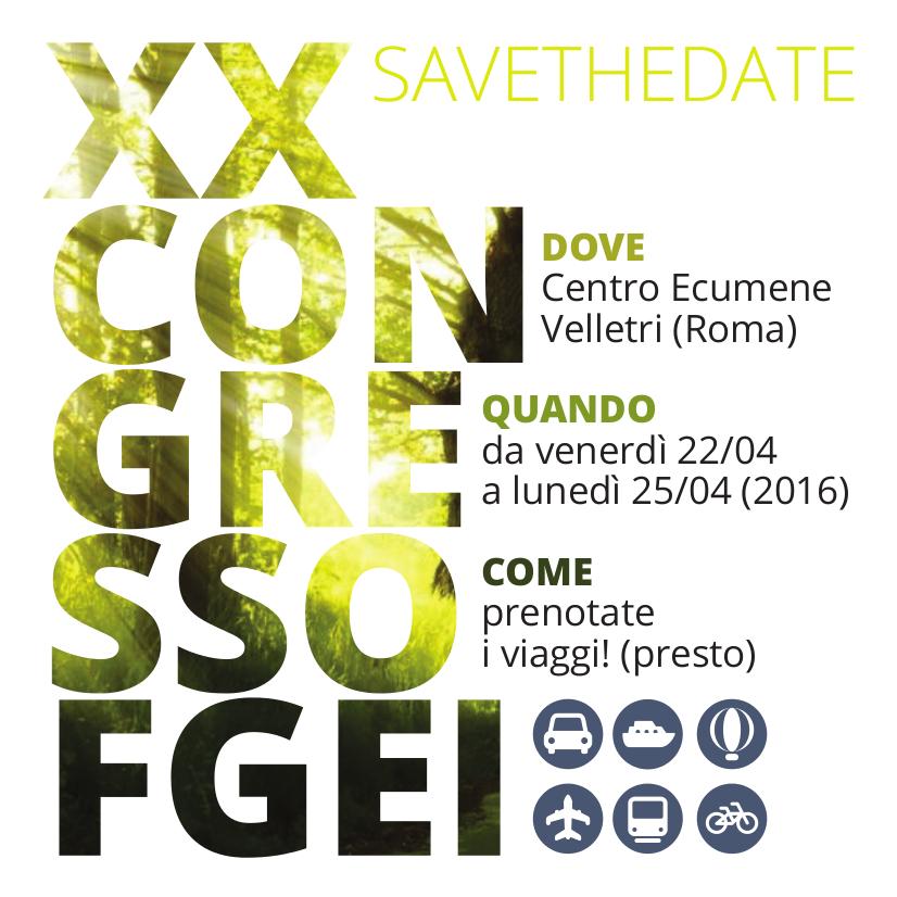 XX CONGRESSO FGEI